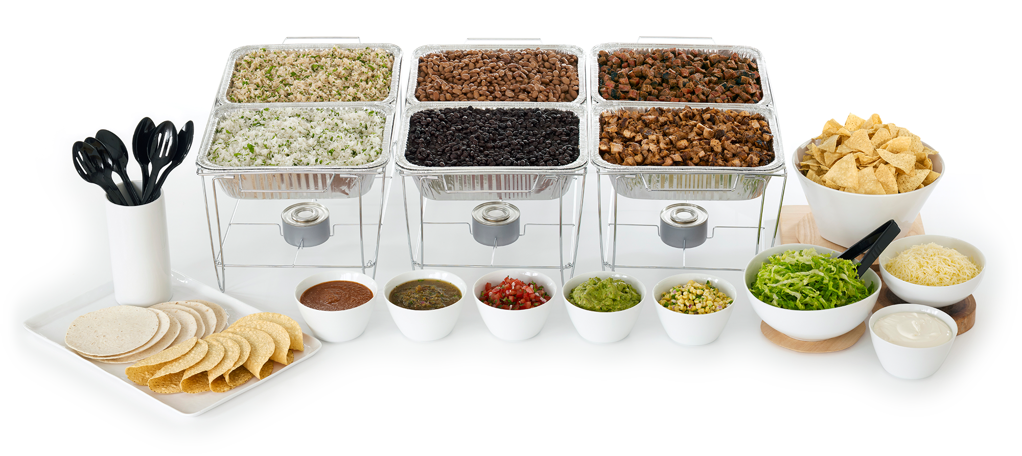 Chipotle — Catering
