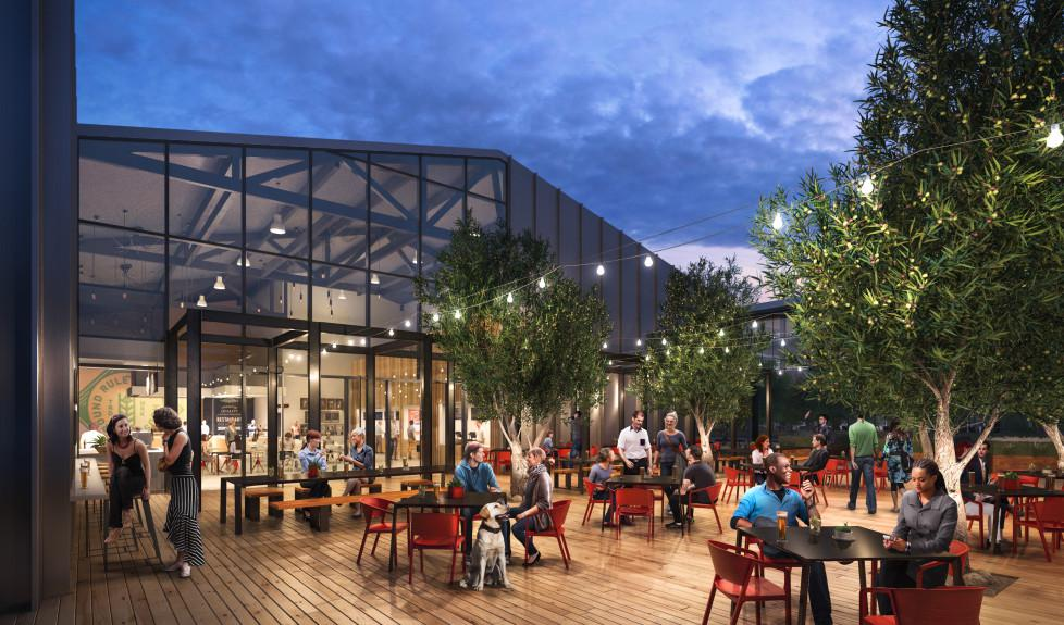 Does orange county need another food hall? Apparently so; this one's coming to tustin in 2019