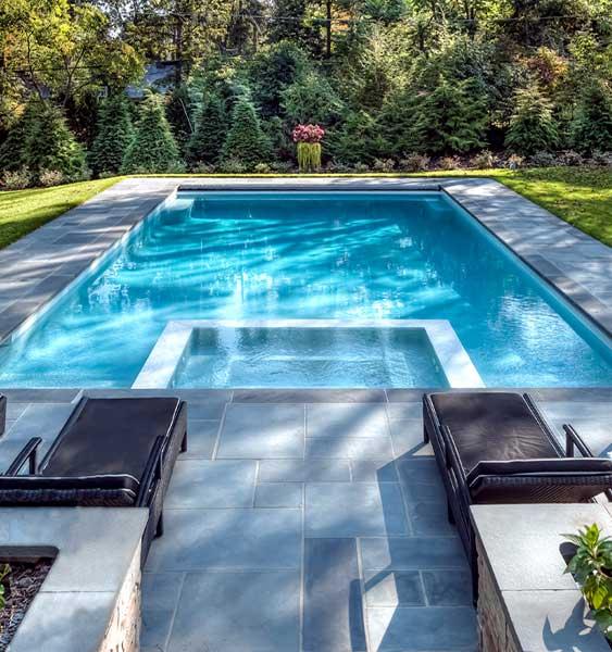 Custom Inground Pools Chicago | Chicago Swimming Pool Builders